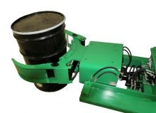 Versa-Grip II Hydraulic Drum Gripper & Dumper - Hydraulic Powered