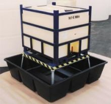 Replacement Platform For Low Cost IBC Spill Protection