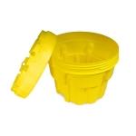 20 Gallon Ultratech Plastic Salvage Drum
