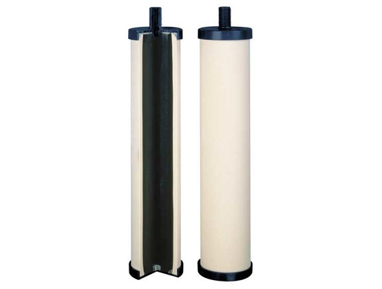 Superdyn ceramic and carbon element for household units