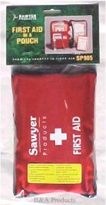 First Aid in a Pouch (Sawyer)