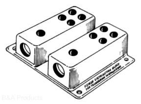 Dual Power Distribution Block