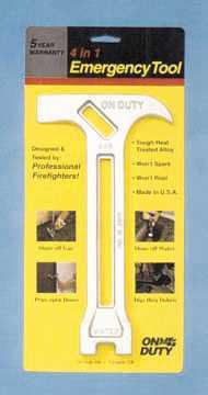 4 in 1 Emergency Tool