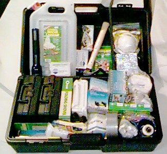 Portable Emergency Kit