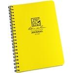 Horizontal Line Pattern Notebook