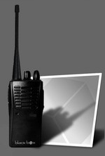 Blackbox VHF 2-Way Radio