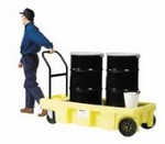 Poly Spill Cart