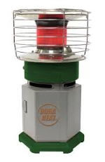 Portable 360 Degree Propane Heater