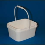 1 Gallon EZ Stor Plastic Container