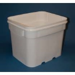 8 Gallon EZ Stor® Plastic Container