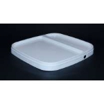 Hinged Lid Fits 8 and 13 Gallon EZ Stor® Plastic Containers