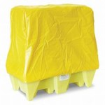 Pullover Cover For Enpac In-Line 2 Drum Spill Pallet