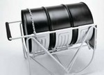 Platecoil Drum Cradle - 55 Gallon