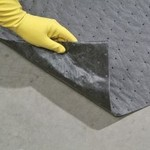 CleanSorb Absorbent PolyBacked Pad