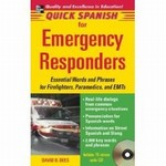 Spanish Reference for  EMS Providers