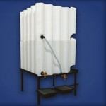 180 Gallon Tote-A-Lube Storage and Dispensing System