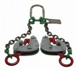 Clamp And Chain Lifter