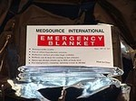 Emergency Blanket - Mylar