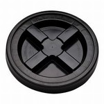 Black Gamma Seal Pail Lid
