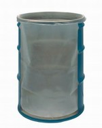 55 Gallon Straight Side - Seamless Drum Liner -18 mil