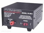 Pyramid 12 VDC power supply, 6 amp