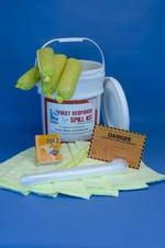 5 Gallon UniSorb Spill Response Kit
