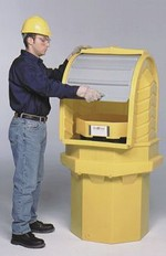 Ultratech Hard Top Spill Containment Pallets - 1 Drum