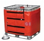 Hazardous Area Blanket Heater for Plastic IBCs