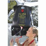 Solar Shower, 5 gallon Bag /Attachments