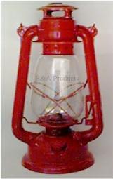 Kerosene Hurricane Lantern- 8