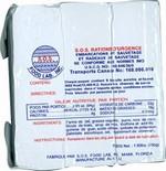 Emergency food bars (9 bars, 3600 kcal total)