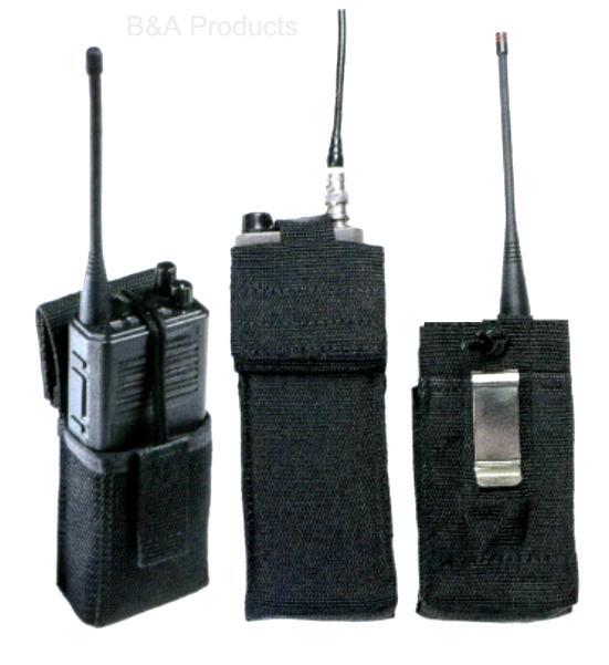 Exact fit radio cases