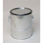 1 Gallon Paint Can With Handle - Epoxy Phenolic