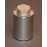 1/4 Pint Screw Top Metal Utility Can