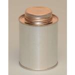 1/2 Pint Screw Top Utility Metal Can