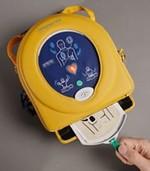 HeartSine Automatic External Defibrillator