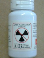 Potassium Iodate Tablets- 170 Mg Tablets