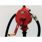 Fill-Rite Rotary Pump with Nitrile Hose and Nozzle