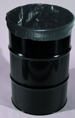 55 Gallon Conductive Liners - Heavy-Duty - 12 mil