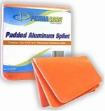 Padded Aluminum Splints