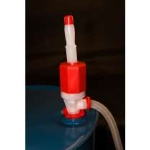 Siphon Drum Pump With 2 Inch NPS Adapter 7 GPM