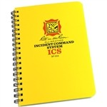 ICS Unit Log Notebook