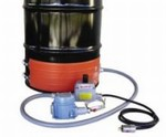 Hazardous Area Drum Heaters - T3 Rating Class I Division II - 55 gallon