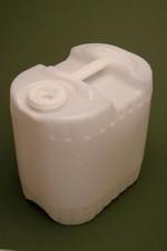 5 Gallon Natural - Closed-Head Plastic Pail