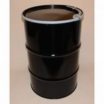 Standard Open-Head Steel Drum - 55 Gallon - Rust-Inhibitor Interior