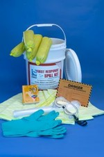 5 Gallon UniSorb Plus Spill Response Kit