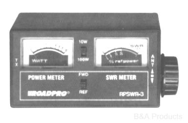 Test meter fo SWR