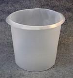 2 Gallon Plastic Pail Liner - 10 mil