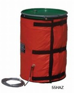 BASCO Hazardous Area Drum Heater - Class I, Division I & II