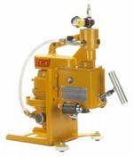 Wizard Self-Propelled Drum Deheader - Air Motor - Inside Cut - Non-Ferrous Cutting Wheel